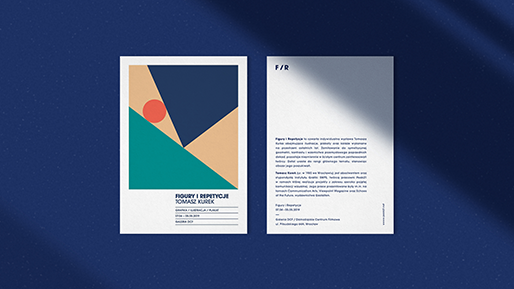 Figures / Repetitions | art direction / print